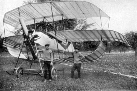 Constructeurs et pilotes méconnus des balbutiements de l'aviation